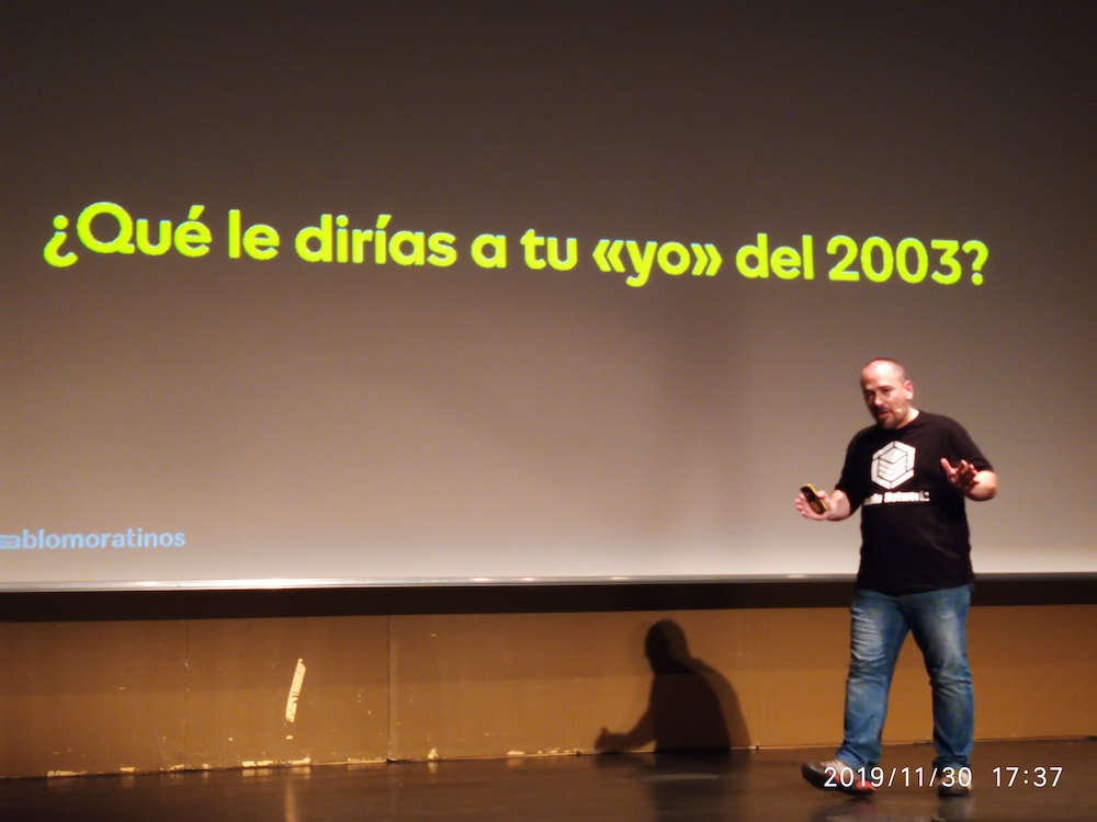 WCGranada 2019 Pablo Moratinos blogs que lo petan 01