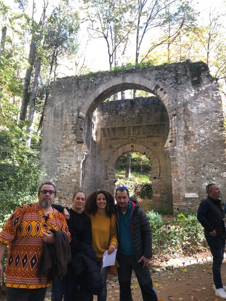 WCGranada 2019 Turismo Comunidad