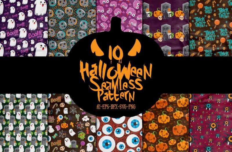 Fondos Halloween para Elementor