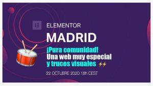 Pura Comunidad - Elementor Madrid